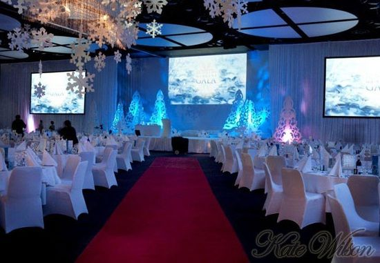 Winter formal decorations wonderland school ball