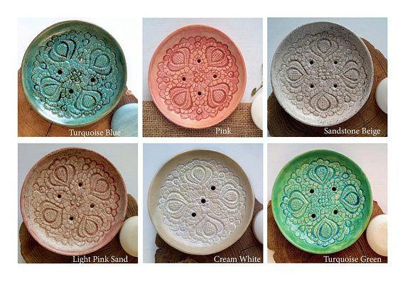 die besten 25 keramik seifenschale ideen auf pinterest seifenhalter keramik ideen und hand. Black Bedroom Furniture Sets. Home Design Ideas
