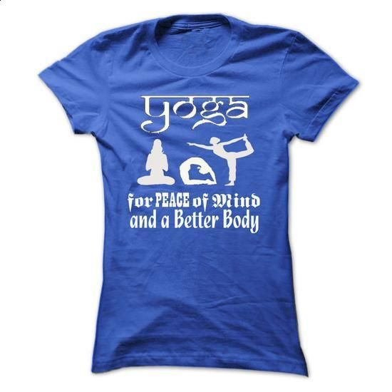 Yoga - #clothing #funny shirts. GET YOURS => https://www.sunfrog.com/LifeStyle/Yoga-35406187-Ladies.html?60505