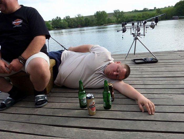 Cum a fost la pescuit