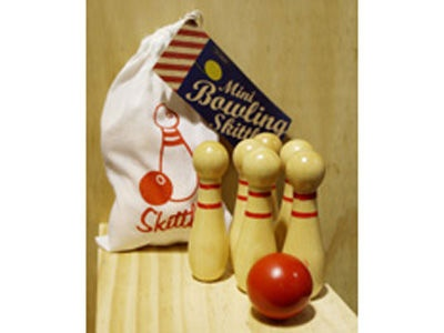 Seedling - Mini Bowling Skittles