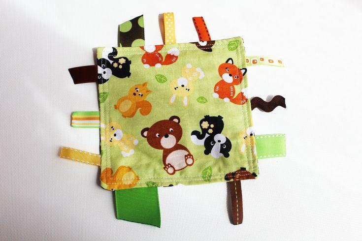 Fidget edición de amigos del bosque un Montessori y por MamaMayI