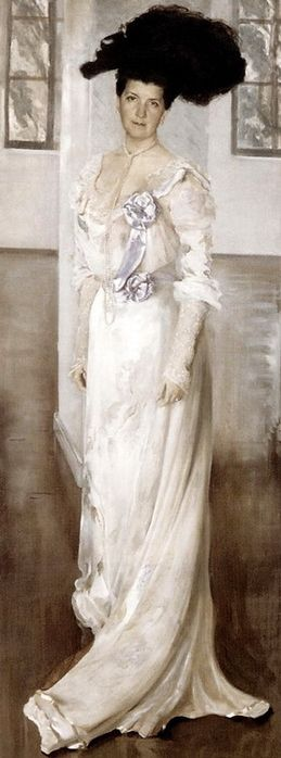 Портрет графини Келлер, 1902 (259x700, 173Kb)