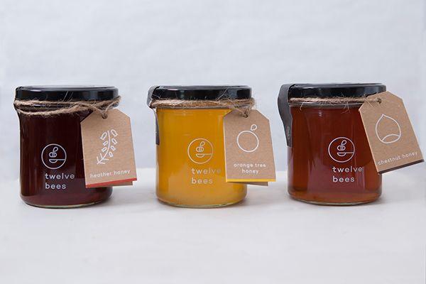 Twelve Bees   Packaging