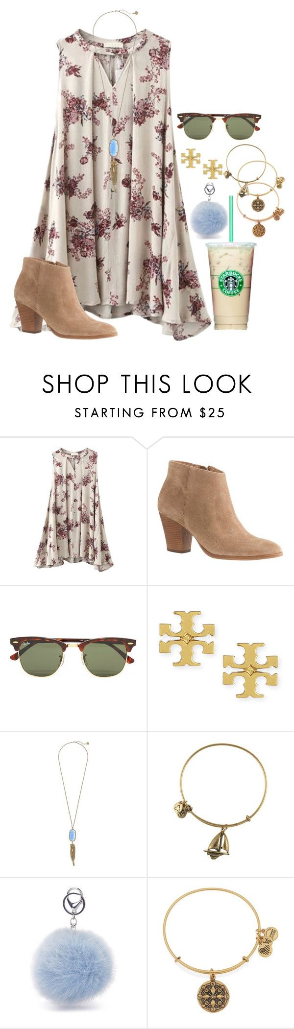 """~I mean the bear necessities, the simple bear necessities of life~"" by flroasburn ❤ liked on Polyvore featuring J.Crew, Ray-Ban, Tory Burch, Kendra Scott and Alex and Ani"