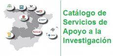Catálogo de Servicios de Apoyo a la Investigación