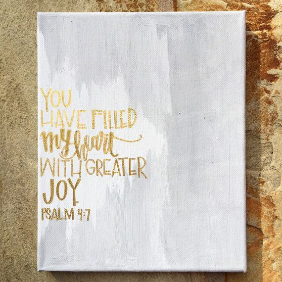 You Have Filled My Heart With Greater Joy by bkraftybybethany