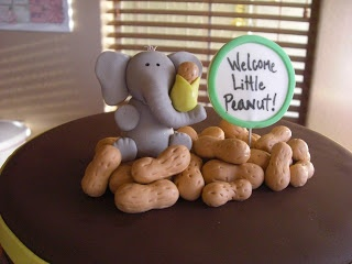 The Cake Shoppe: Little Peanut