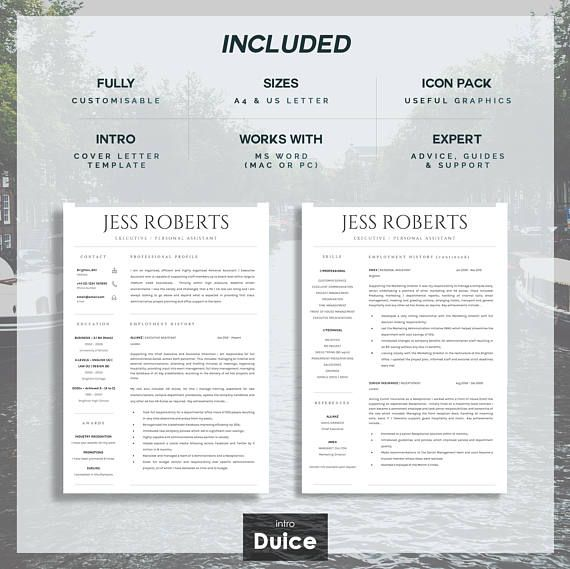 The 25+ best Professional cv ideas on Pinterest Cv template - professional cv