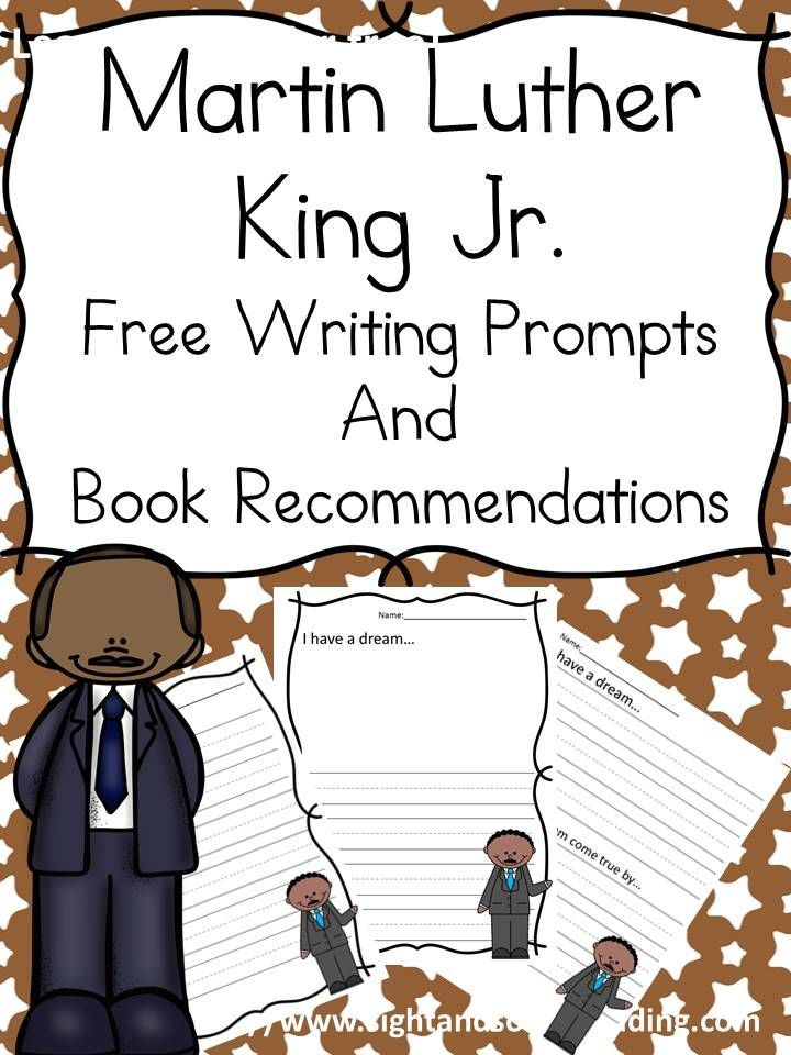 Martin Luther King Lesson Ideas For Kindergarten