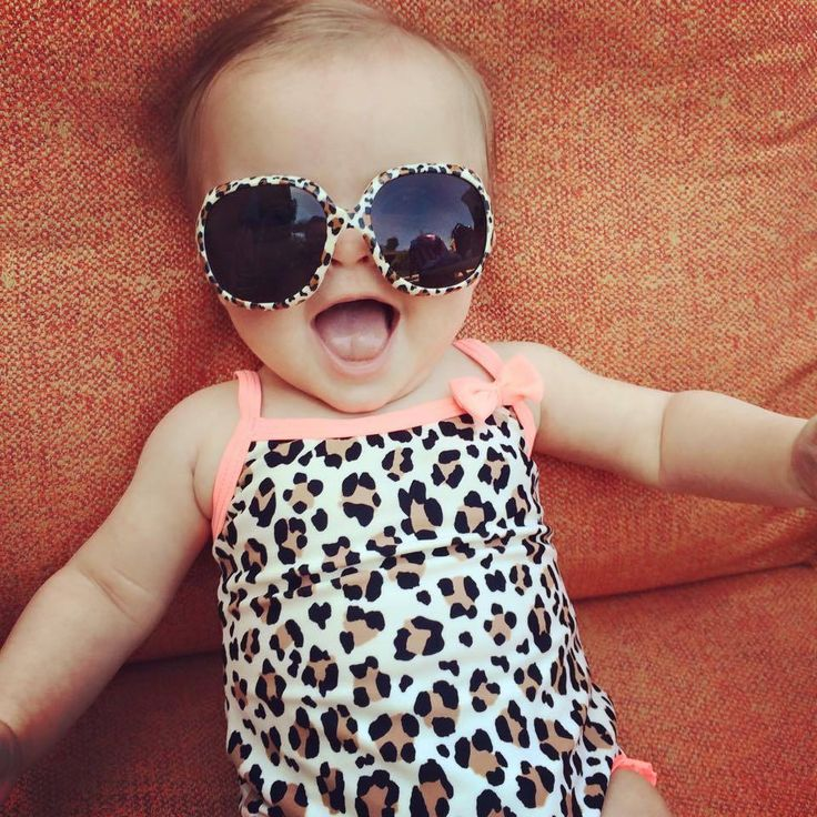 Definitive Proof That Nothing Is More Adorable Than A Baby In A Bathing Suit