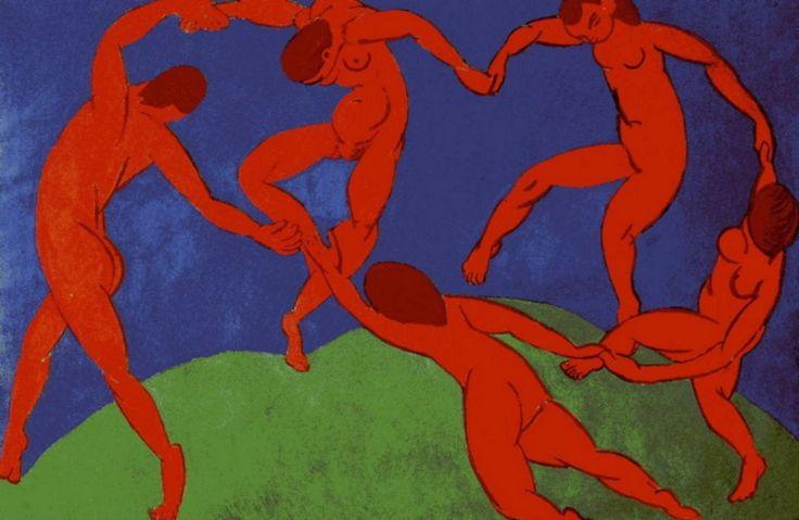 Matisse - La danse