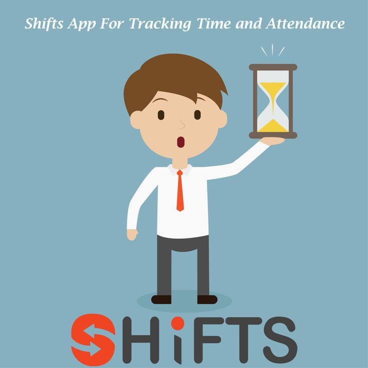 #Tme and #Attendance Tracking #App - #Shifts
