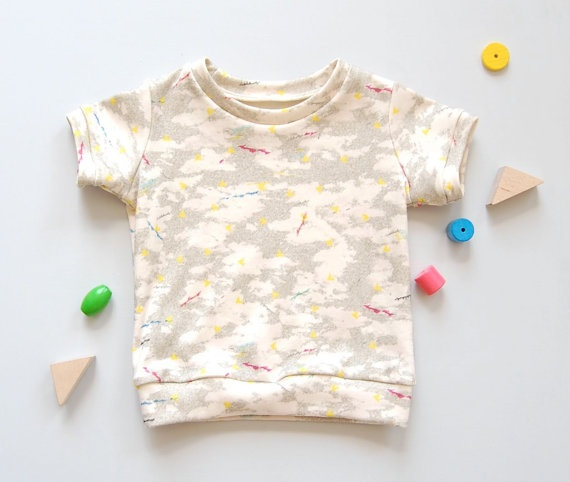 Messy Clouds  //  no 1 by spoonchogre on Etsy, $28.00