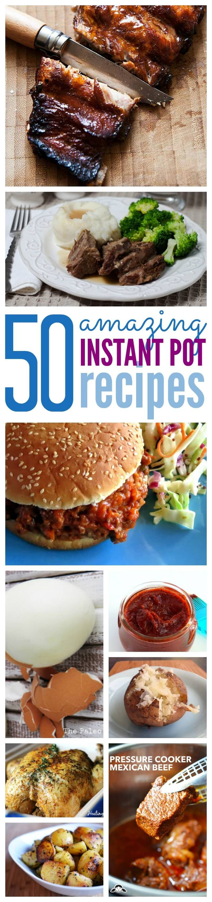 I recently got an Instant Pot for Christmas and I have to admit I am still learning to Love my Instant Pot and we are slowing discovering New Instant Pot Recipes that we love. Everyone I know that has an Instant Pot LOVES it and they swear by it making all kinds of delicious recipes! I am just getting started and so I thought I would put together a list of Instant Pot Recipes that you can try!