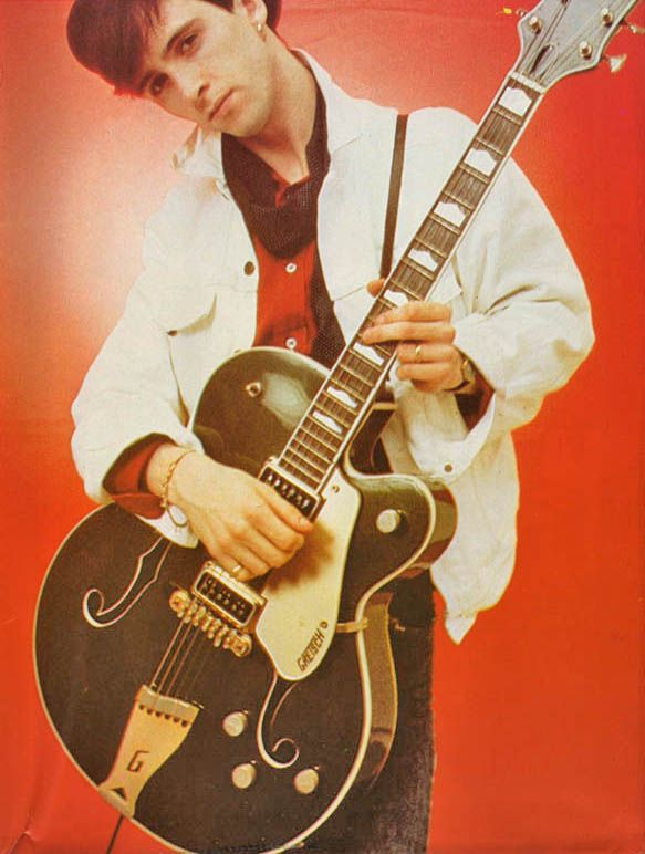 Johnny Marr (The Smiths)...