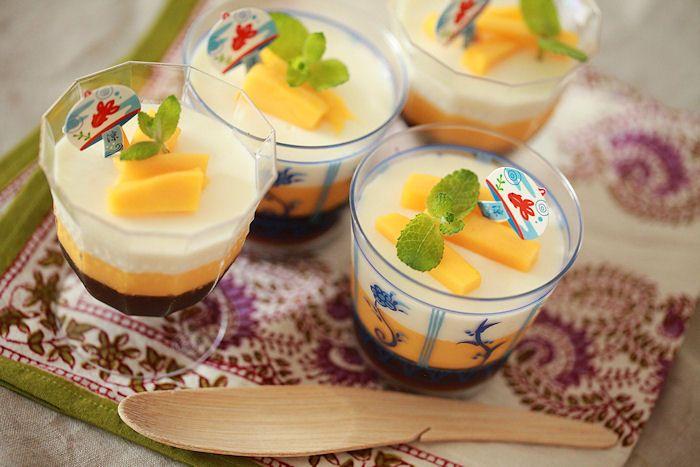 マンゴー&ミルク: Mango & Milk
