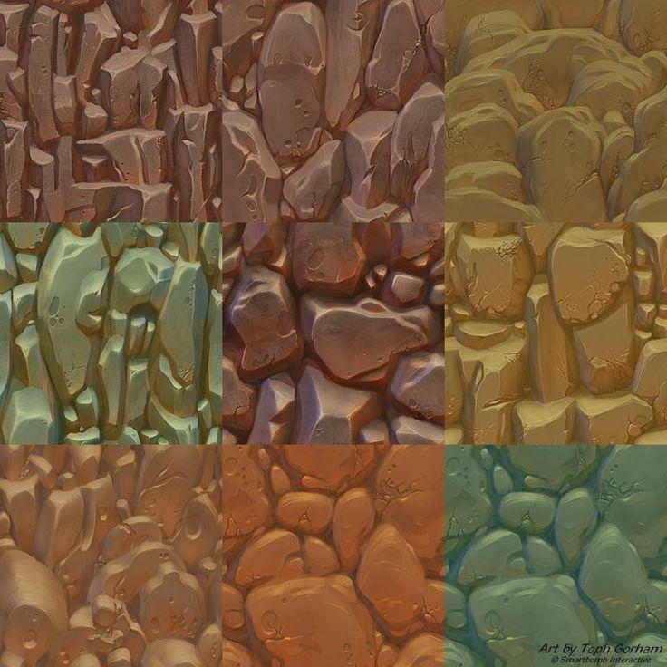http://www.tophgorham.com/images/RockVariations.jpg