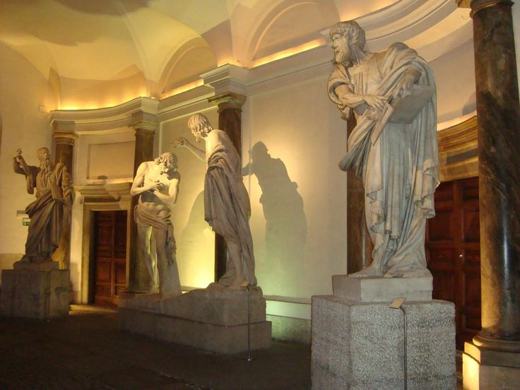 Palazzo Vecchio Statues | April 25, 2013 - May The Statues Speak - The Cellar