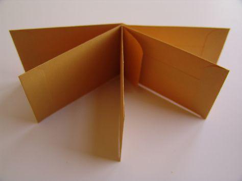 Coin Envelope Album Binding