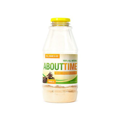 About Time Fill Shake and Go – Vanilla – 28.4 grm
