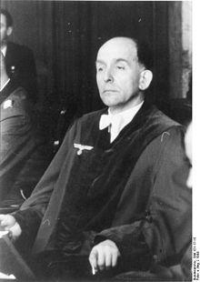 Roland Freisler -