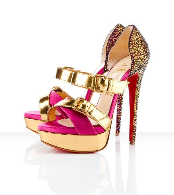 louboutin sandales 2014