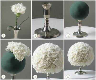 arreglos florales para bodas de plata buscar con google