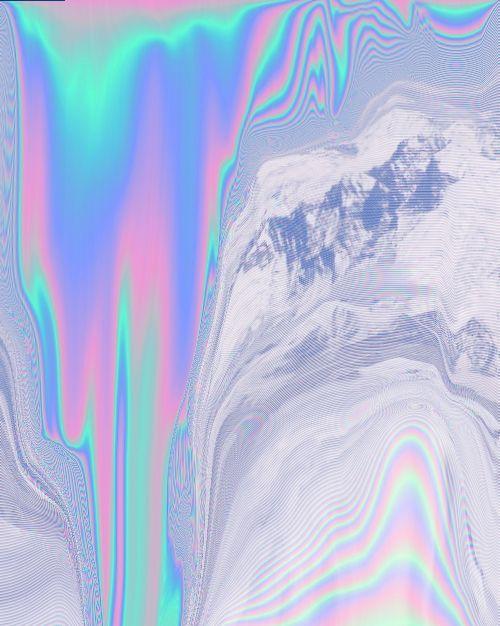 Holographic Melt Series - Dom Sebastian