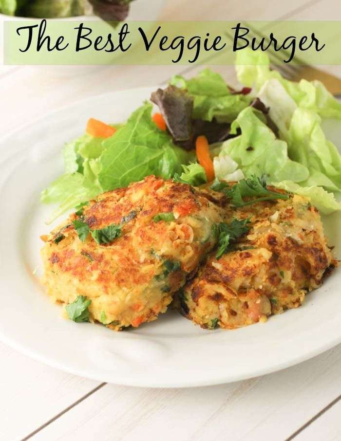 The Best Veggie Burgers. Made with wholesome ingredients. - citronlimette #burger, vegetarian, #glutenfree