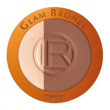 L'oreal Paris Glam Bronze Duo Powder 9 g