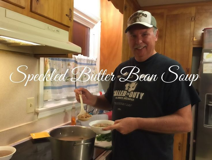 HD How To Make Speckled Butter Bean Soup Subscription FREE