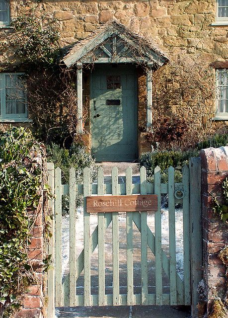 "*Rose Hill Cottage from the movie ""The Holiday""  -  from Chris' ""Cottages and..."" board.  Beautiful cottages from around the world."