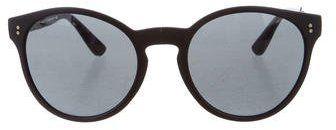 Burberry Tinted Folding Sunglasses