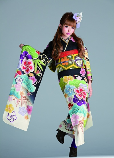 Tsubasa Kimono Styling