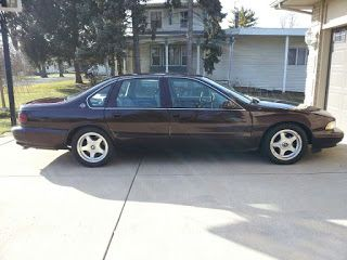Chevrolet Impala SS For Sale