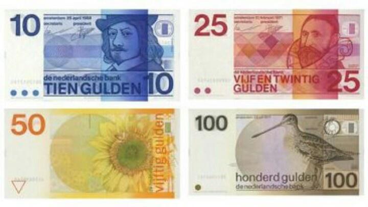 Old dutch money
