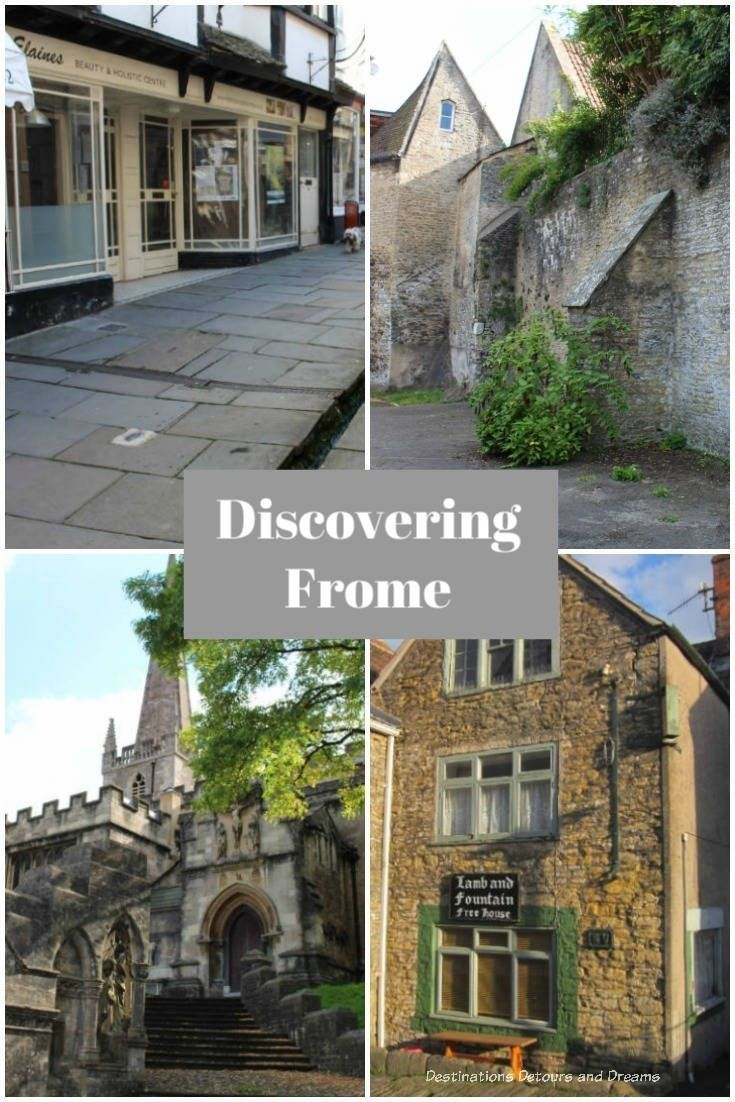 Discovering Frome, a historic market town in Somer…