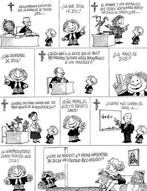 Quino   Peloton69. Humor y Cómics