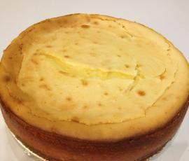 Thermomix White Chocolate Cheesecake