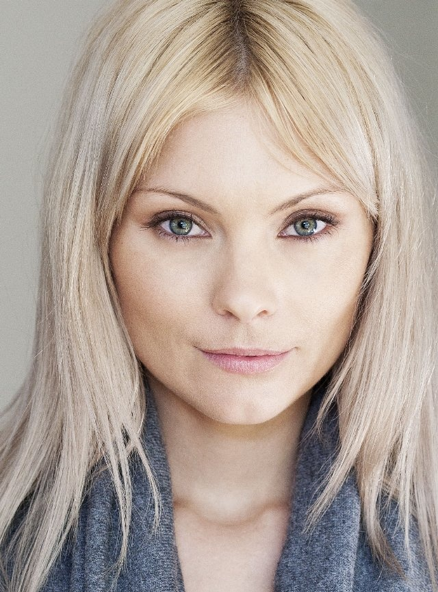 MyAnna Buring-My favorite ladies maid of Downton Abbey. She is just downright evil and manipulative. Who couldn't resist the green eyes of Edna? Tom Branson could not. Beautiful eyes.