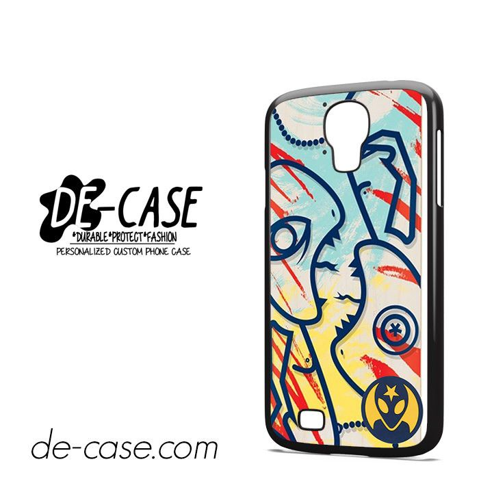 Alien Workshop Skateboard DEAL-580 Samsung Phonecase Cover For Samsung Galaxy S4 / S4 Mini