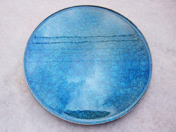 13 Best Ceramic Decorative Plates Images On Pinterest Contemporary & Blue Decorative Plates - Home Ideas