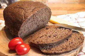Leckeres Rezept für ein kohlenhydratarmes Brot, dass aufgrund seiner sehr gerin …