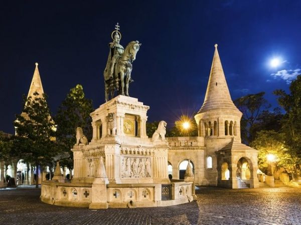 7-Day Central and Eastern Europe Tour**Vienna departure**