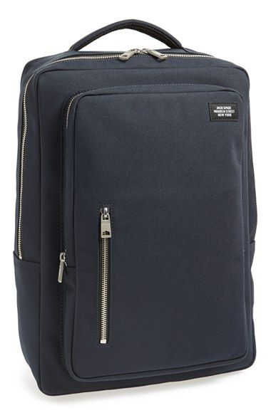 $298 -- HOLY COW!  MENS  Jack Spade Nylon Cargo Backpack available at #Nordstrom