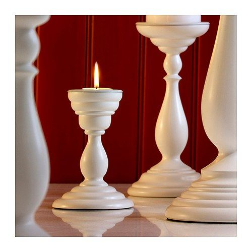 M s de 25 ideas incre bles sobre velas peque as en for Candelabro ikea