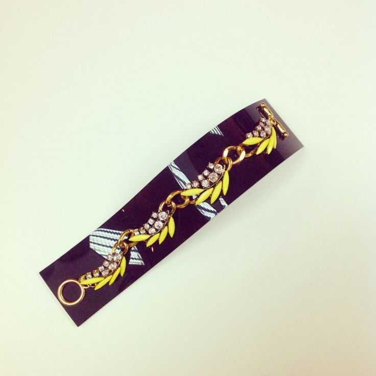 A bold bracelet can make a girl's Christmas...