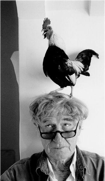 Rondal Partridge     Self-portrait     Undated