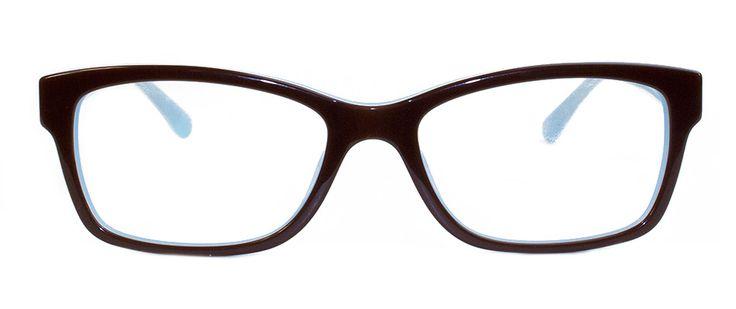 VOGUE 3765B BROWN/OPAL | Vogue Optical - 2nd Pair Free - Designer Glasses, 2 Year Guarantee